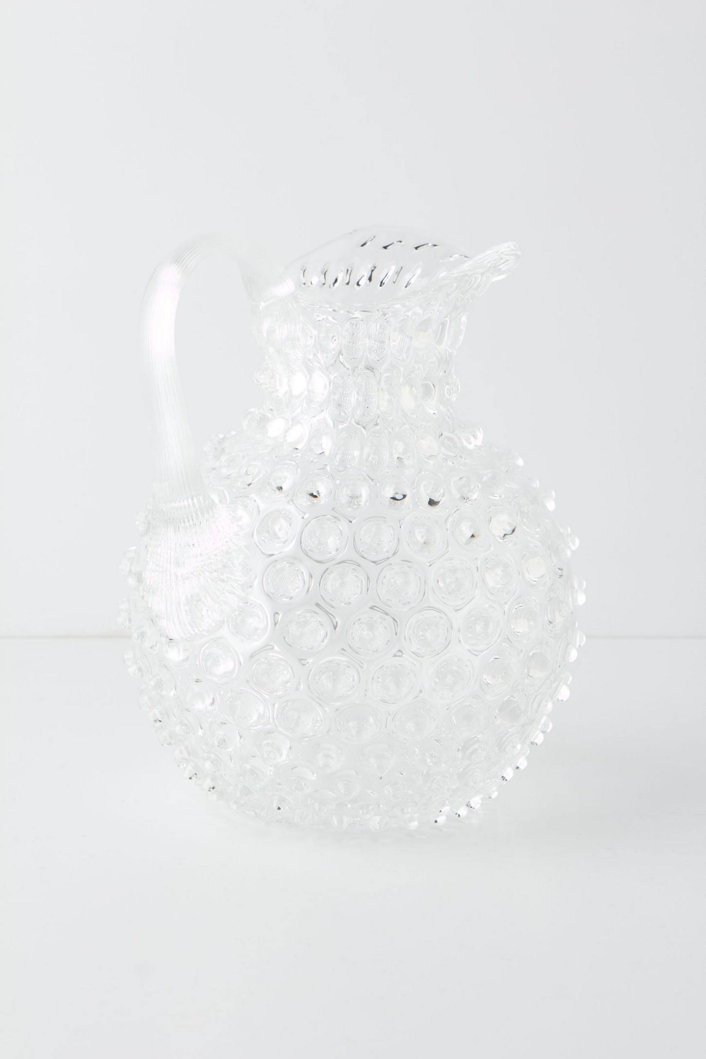 Slide View: 4: Hobnail Pitcher