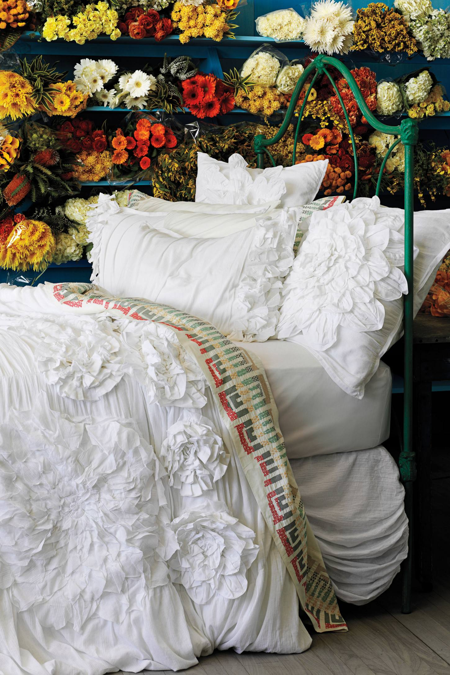 Anthropologie bedding - Slide View 8 Georgina Duvet