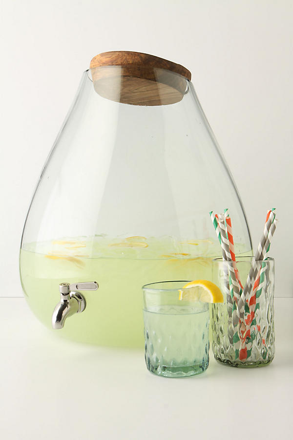 Bubbled Beverage Dispenser