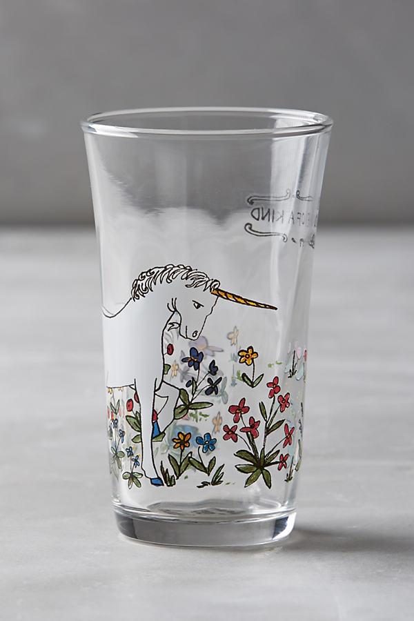 Menagerie Juice Glass - White, Size Juice