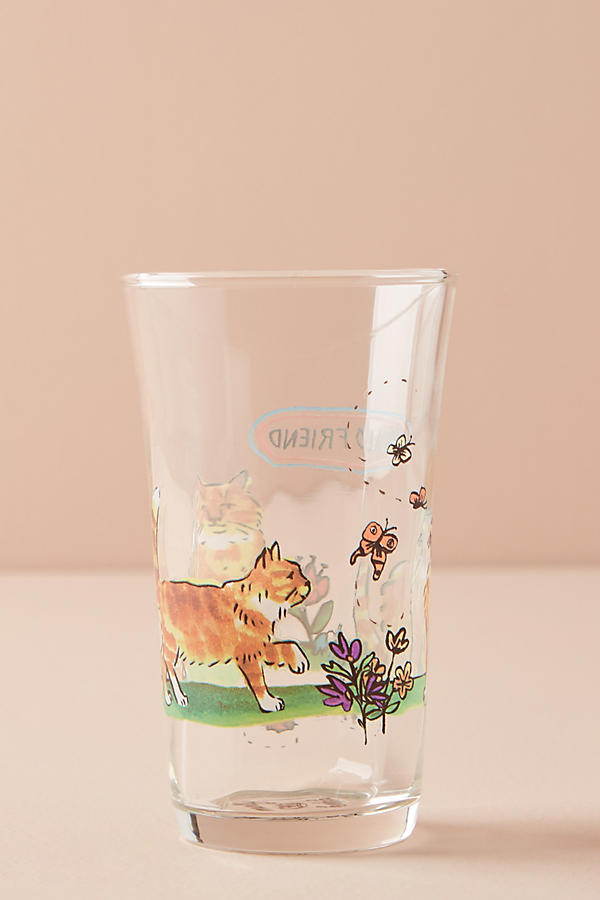 Slide View: 2: Menagerie Juice Glass