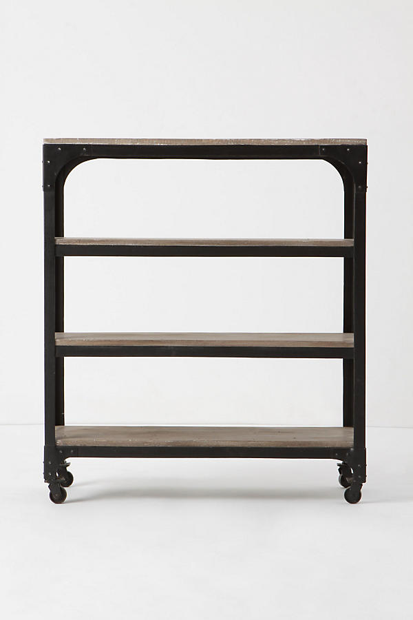 Decker Bookcase, Short