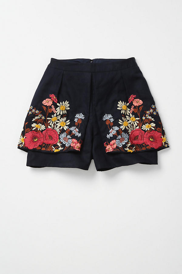 Slide View: 1: Wind Garden Culottes
