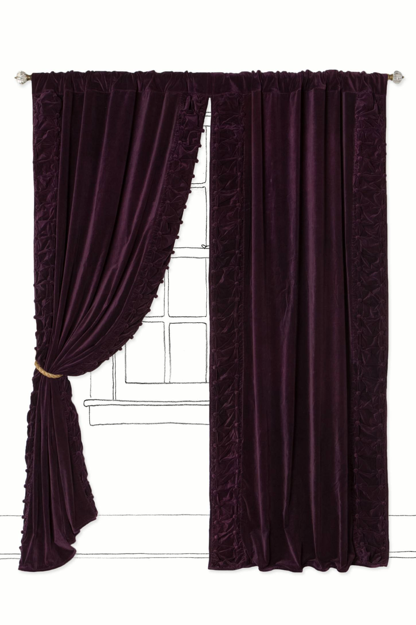 Parlor Curtain