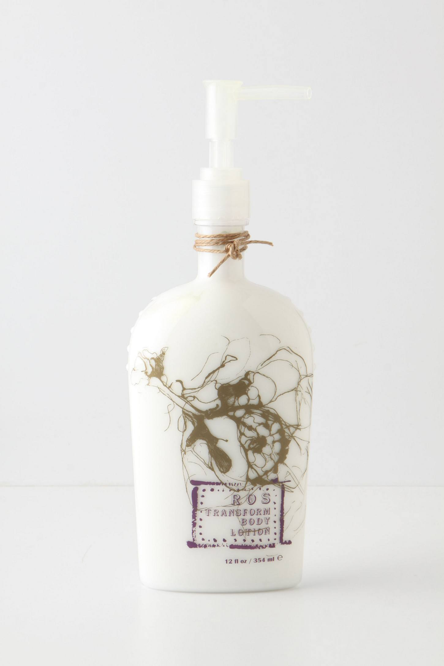 Grown Under Glass Hydrating Body Lotion