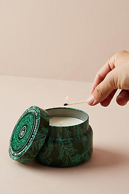 Slide View: 1: Capri Blue Candle Tin