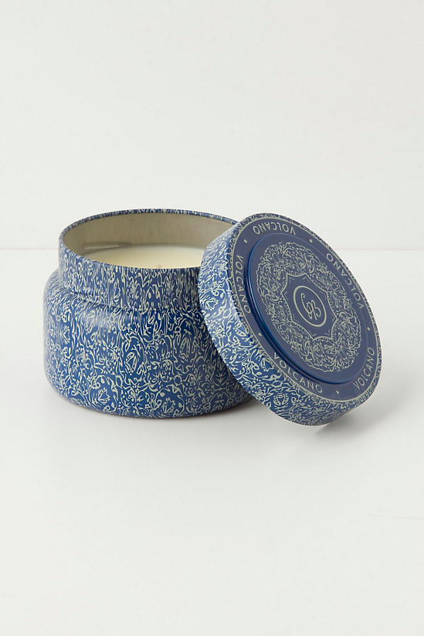 Slide View: 1: Capri Blue Candle Tin