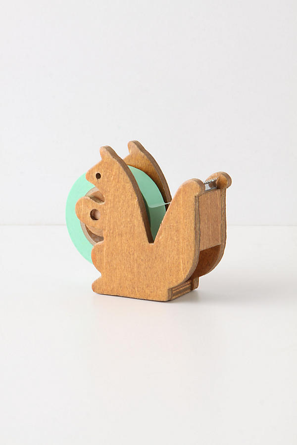 Squirreled Away Tape Dispenser