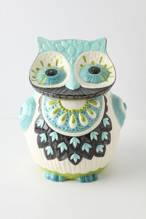 Bubo Cookie Jar