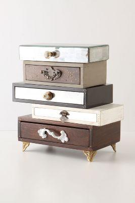 TopsyTurvy Jewelry Box Anthropologie