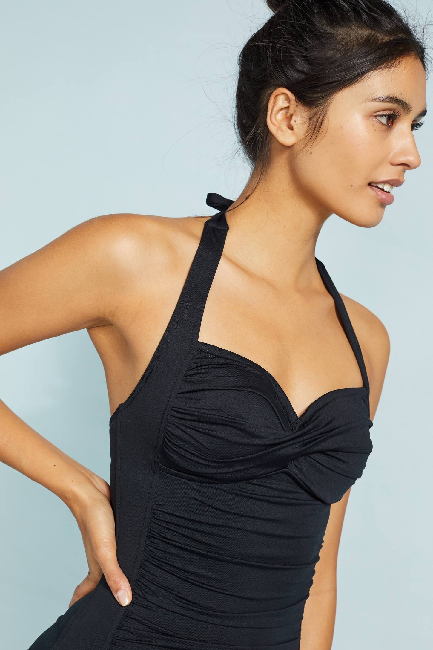 Slide View: 3: Seafolly Boyleg One-Piece