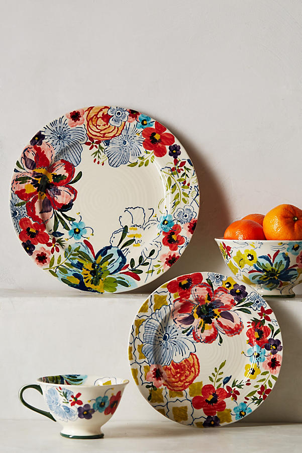 Sissinghurst Castle Dinner Plate
