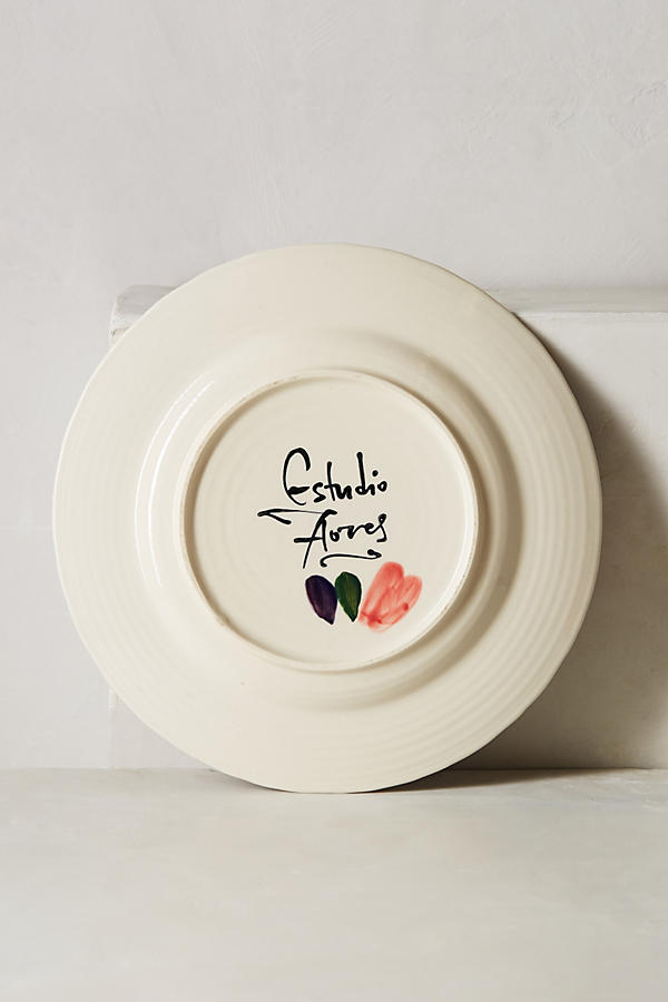 Slide View: 3: Sissinghurst Castle Dinner Plate