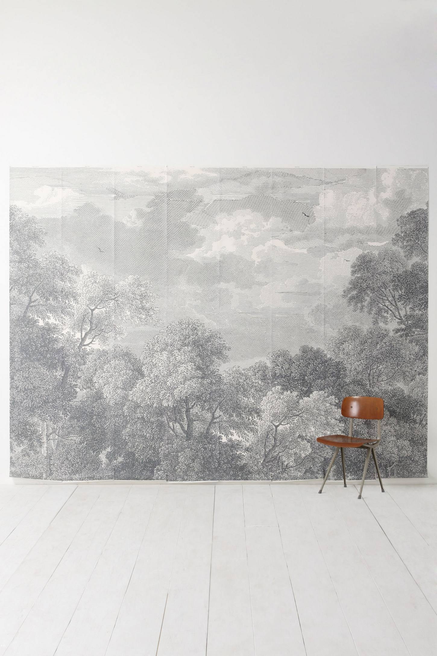etched arcadia mural anthropologie. Black Bedroom Furniture Sets. Home Design Ideas