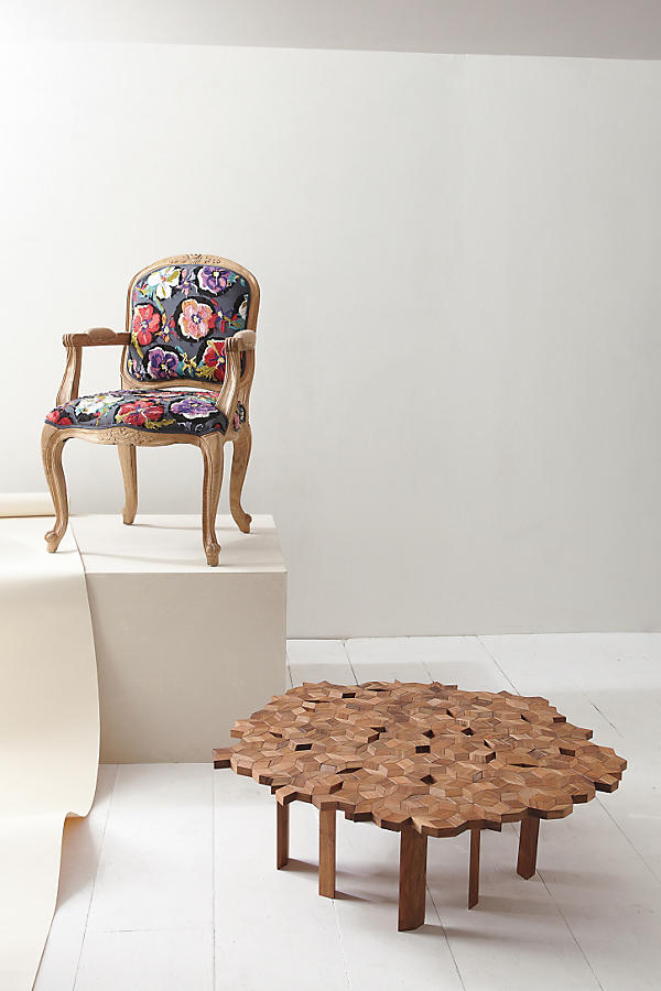 Slide View: 4: Grafton Chair, Flora Dora
