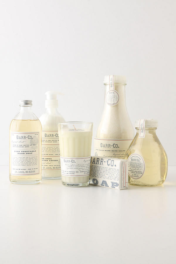 Slide View: 5: Barr-Co. Pure Vegetable Hand Soap