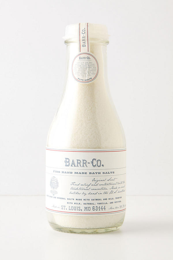 Slide View: 1: Barr-Co. Fine Handmade Bath Salts