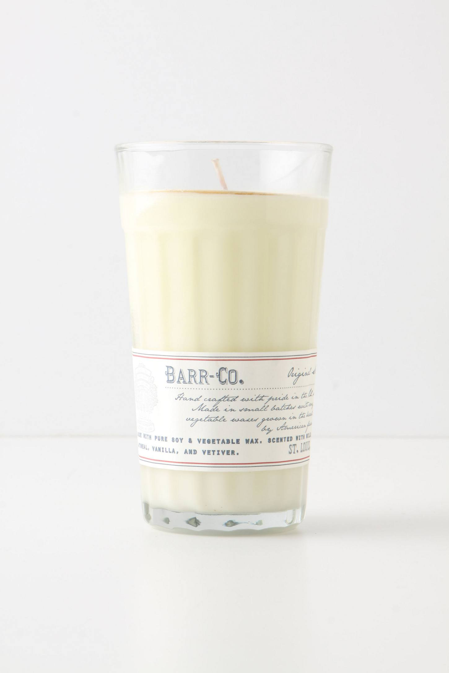 Barr-Co. Candle