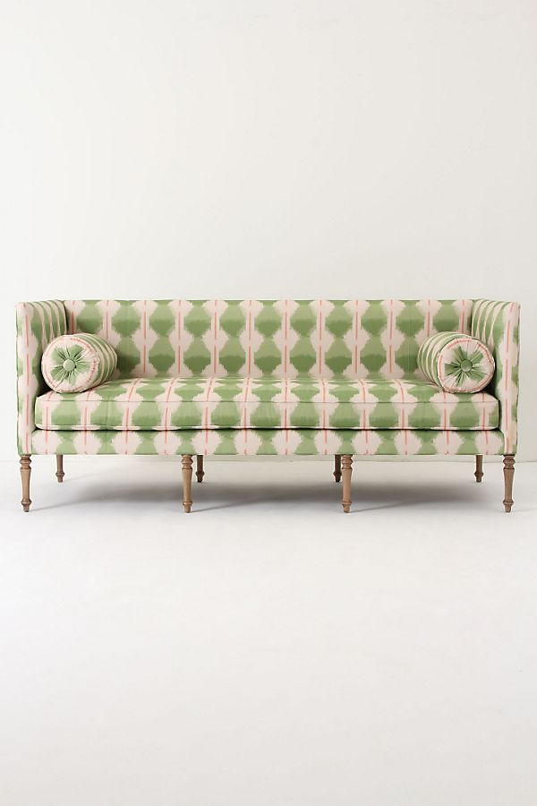 Ditte Sofa Agave Ikat