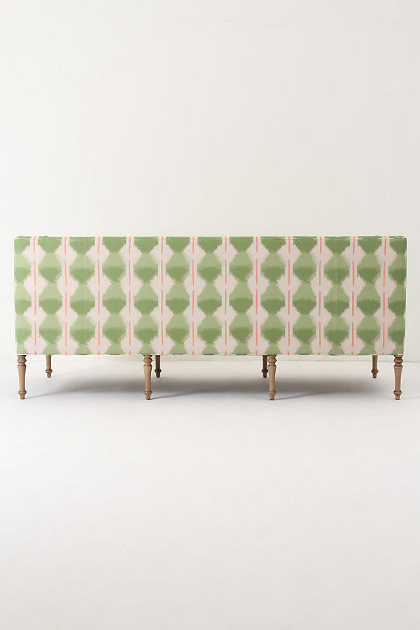 Slide View: 2: Ditte Sofa, Agave Ikat