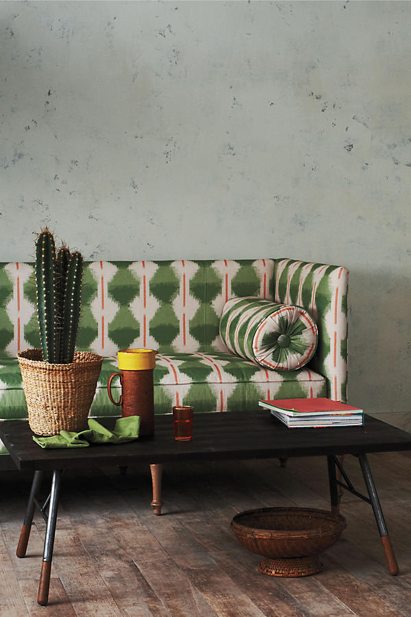 Slide View: 4: Ditte Sofa, Agave Ikat