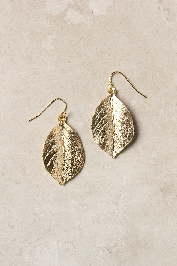 Fall's Memento Earrings
