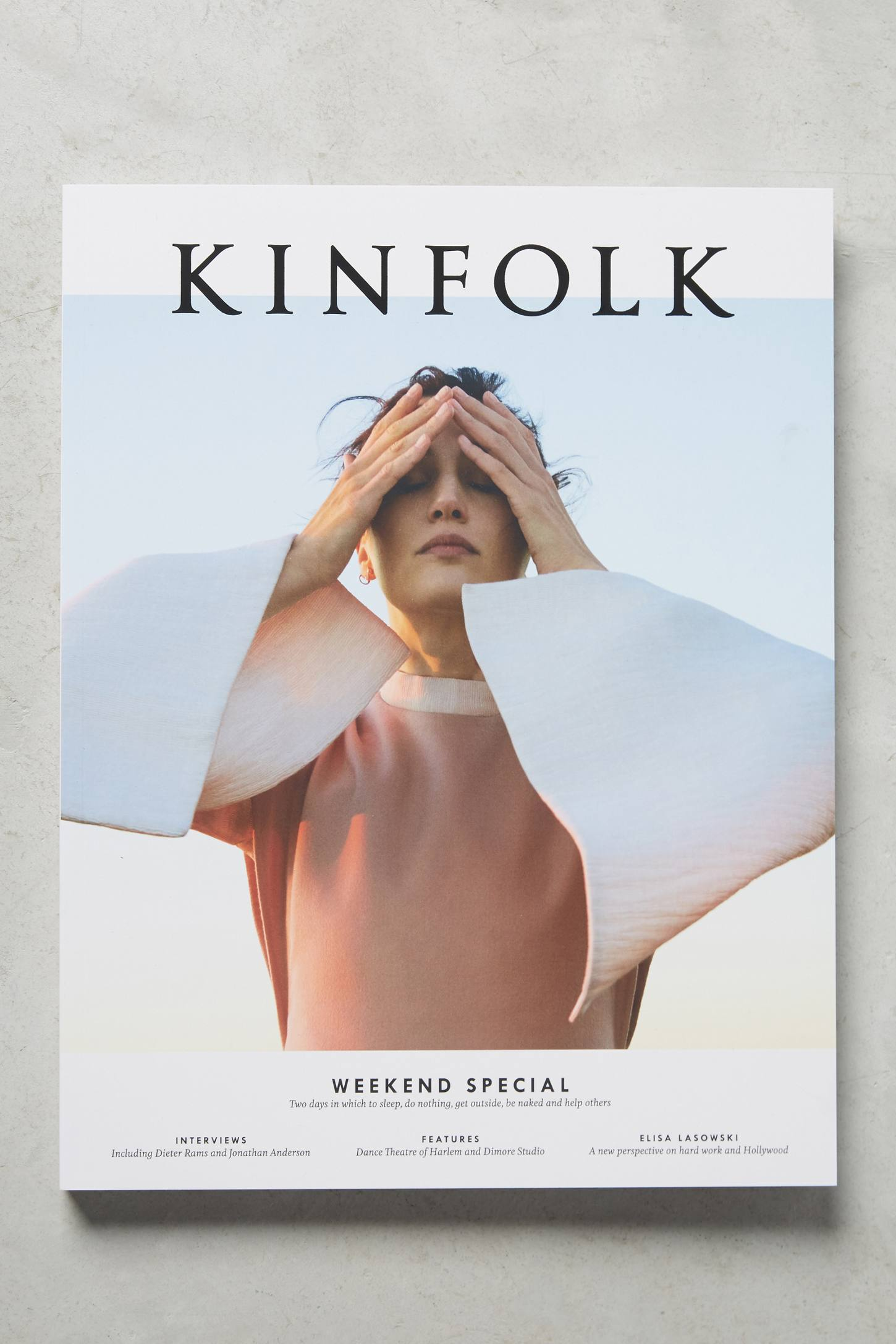 Slide View: 1: Kinfolk: Volume Twenty-Three