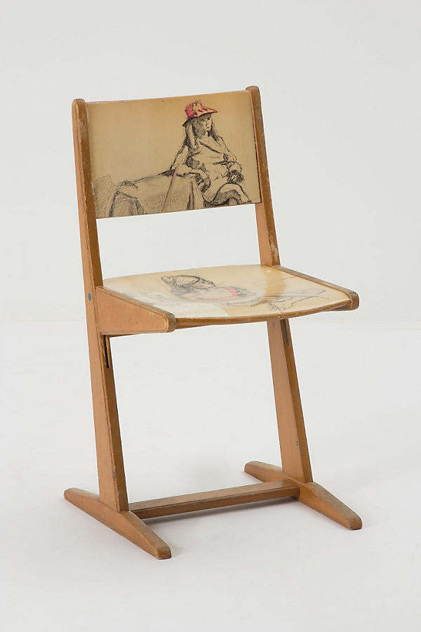 Drawing Study Chair