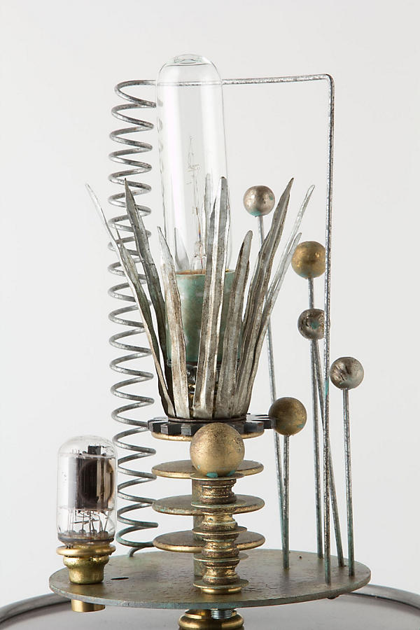Slide View: 4: Kerplunk Bell Jar Lamp