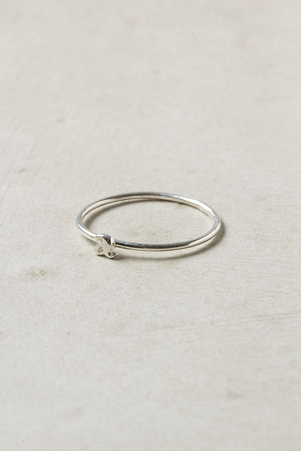 Slide View: 3: Wee Initial Ring
