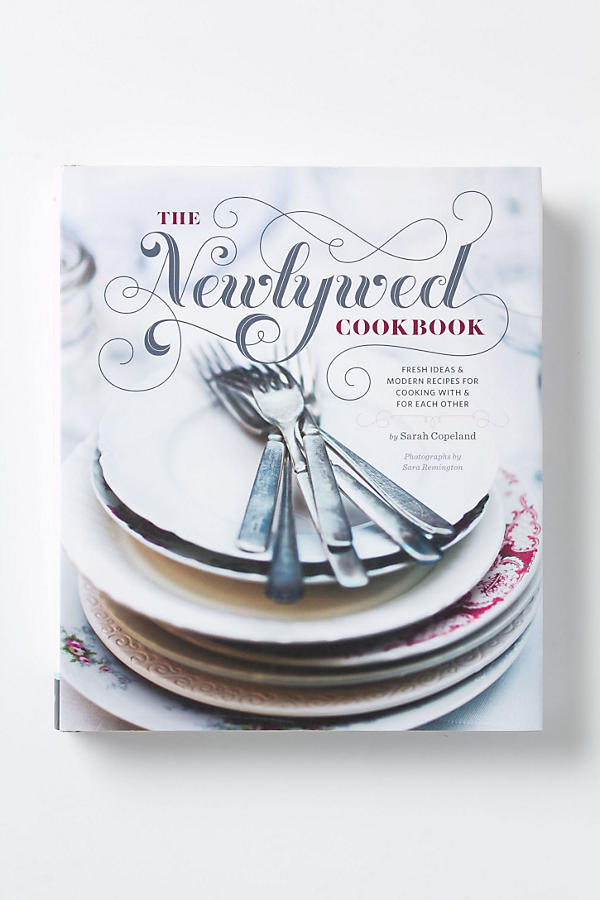 Slide View: 1: The Newlywed Cookbook