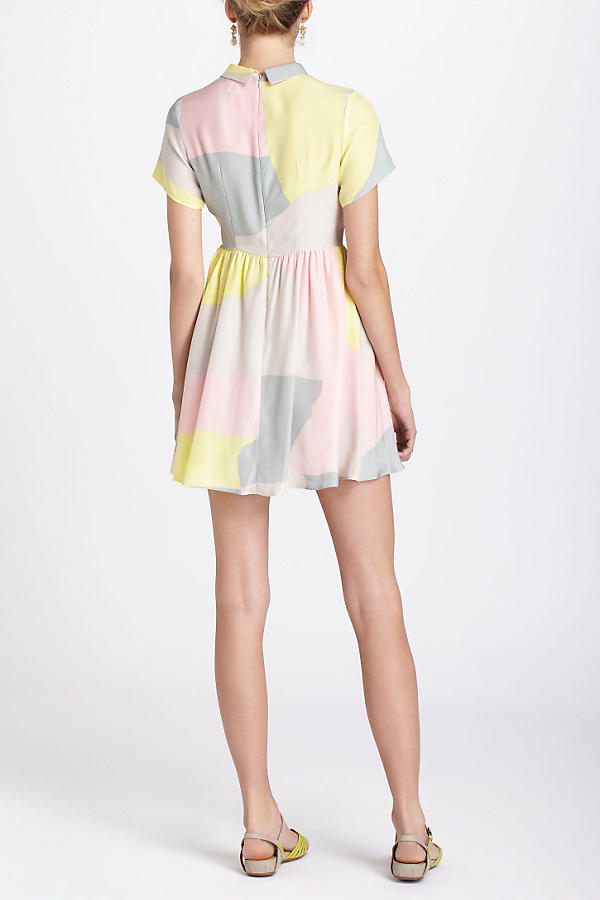 Slide View: 3: Maps Collared Mini Dress