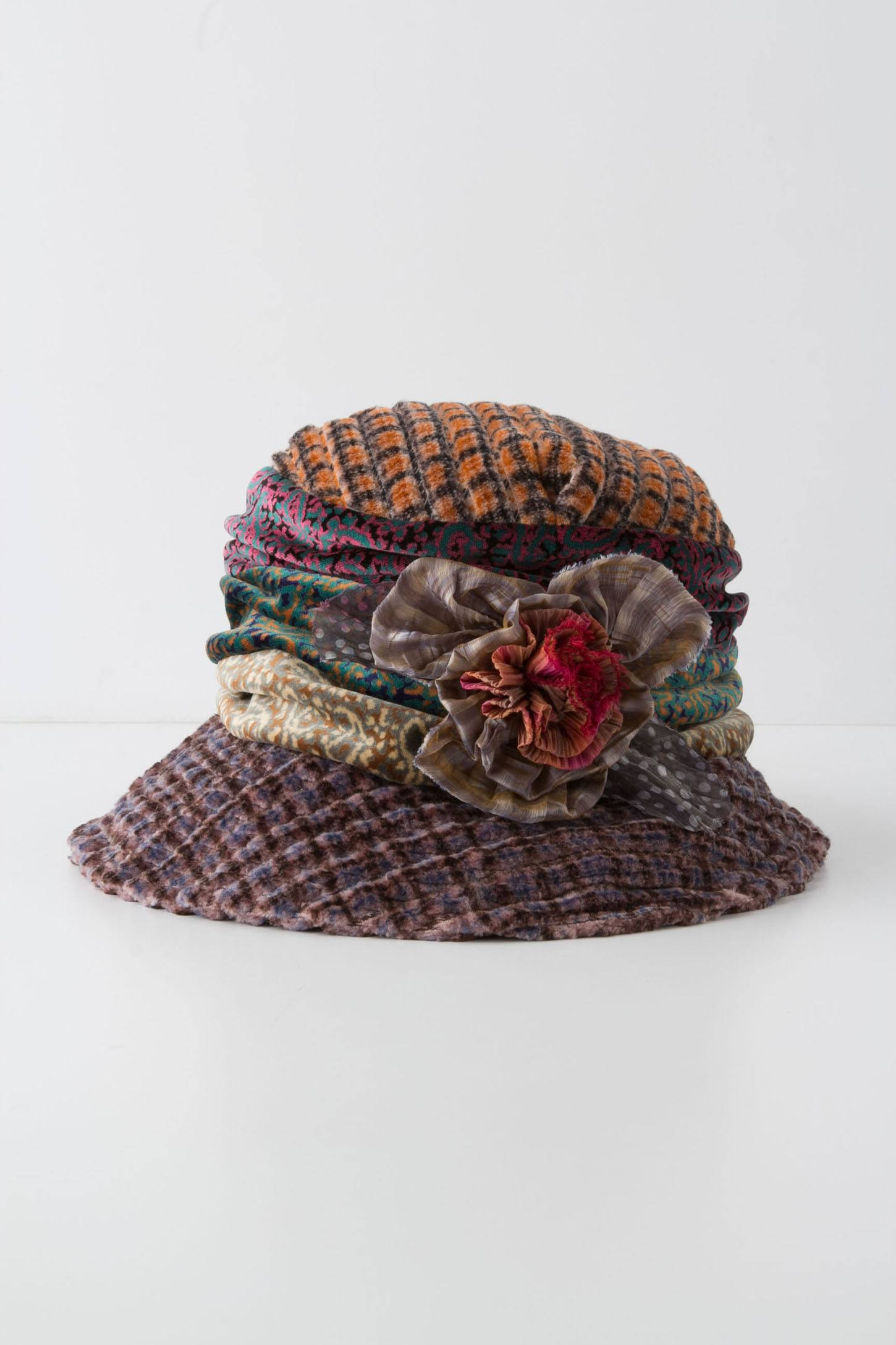 Blooming Medley Hat