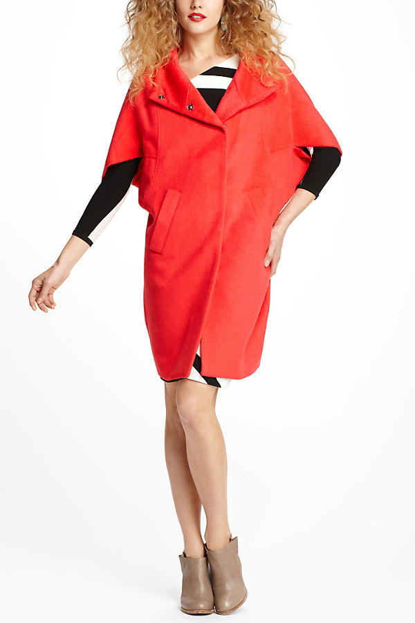 Slide View: 1: Elytra Cocoon Coat