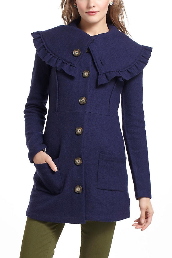Slide View: 2: Herlev Sweater Coat