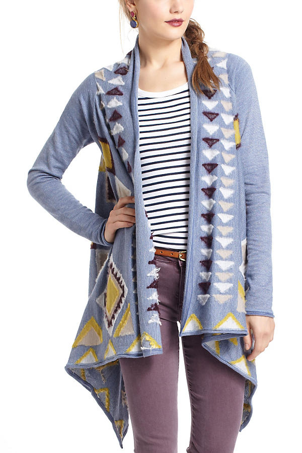 Southwest Blanket Sweater