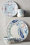 Thumbnail View 2: Swirled Symmetry Dinner Plate
