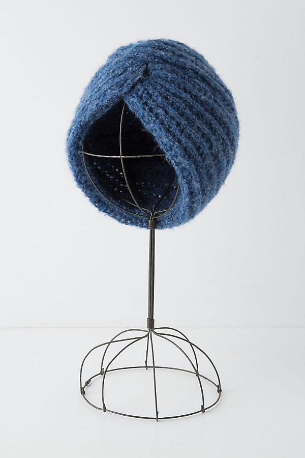 Slide View: 2: Kismet Knit Turban