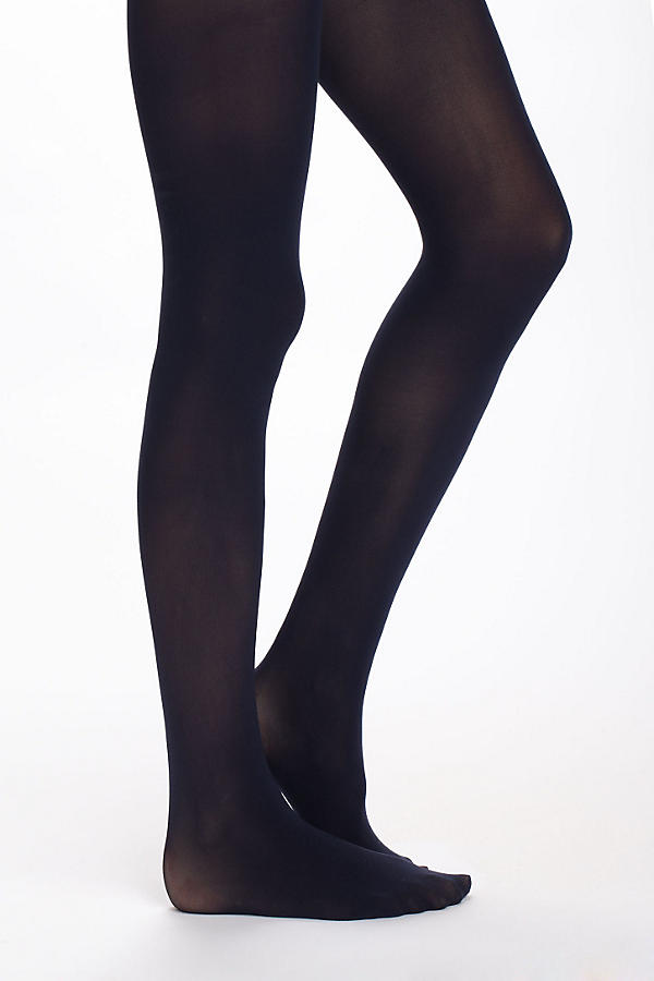 Slide View: 5: Opaque Tights