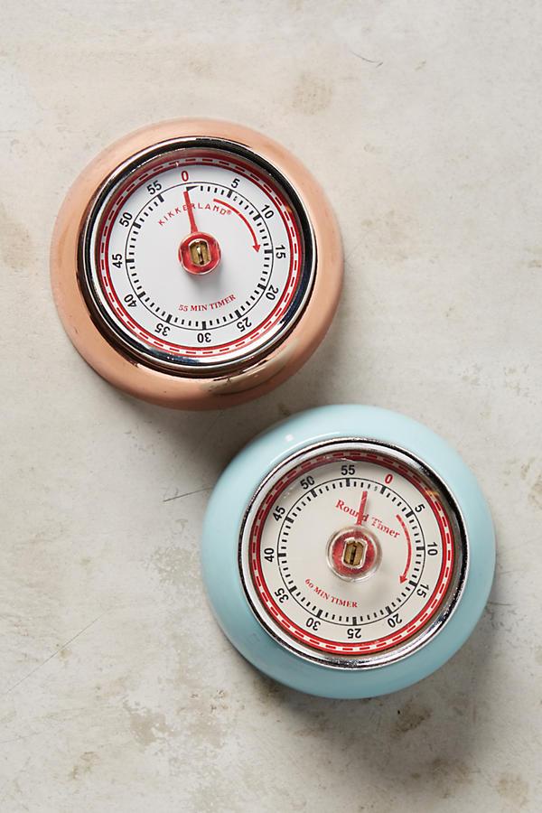 Slide View: 2: Magnetic Kitchen Timer