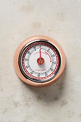 magnetic kitchen timer | anthropologie