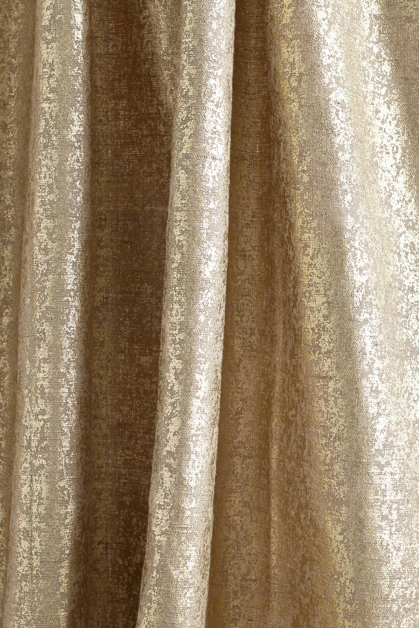 Slide View: 7: Gilded Waves Curtain