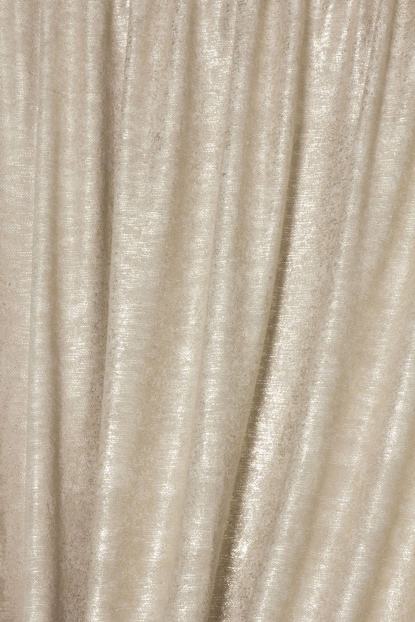 Slide View: 6: Gilded Waves Curtain