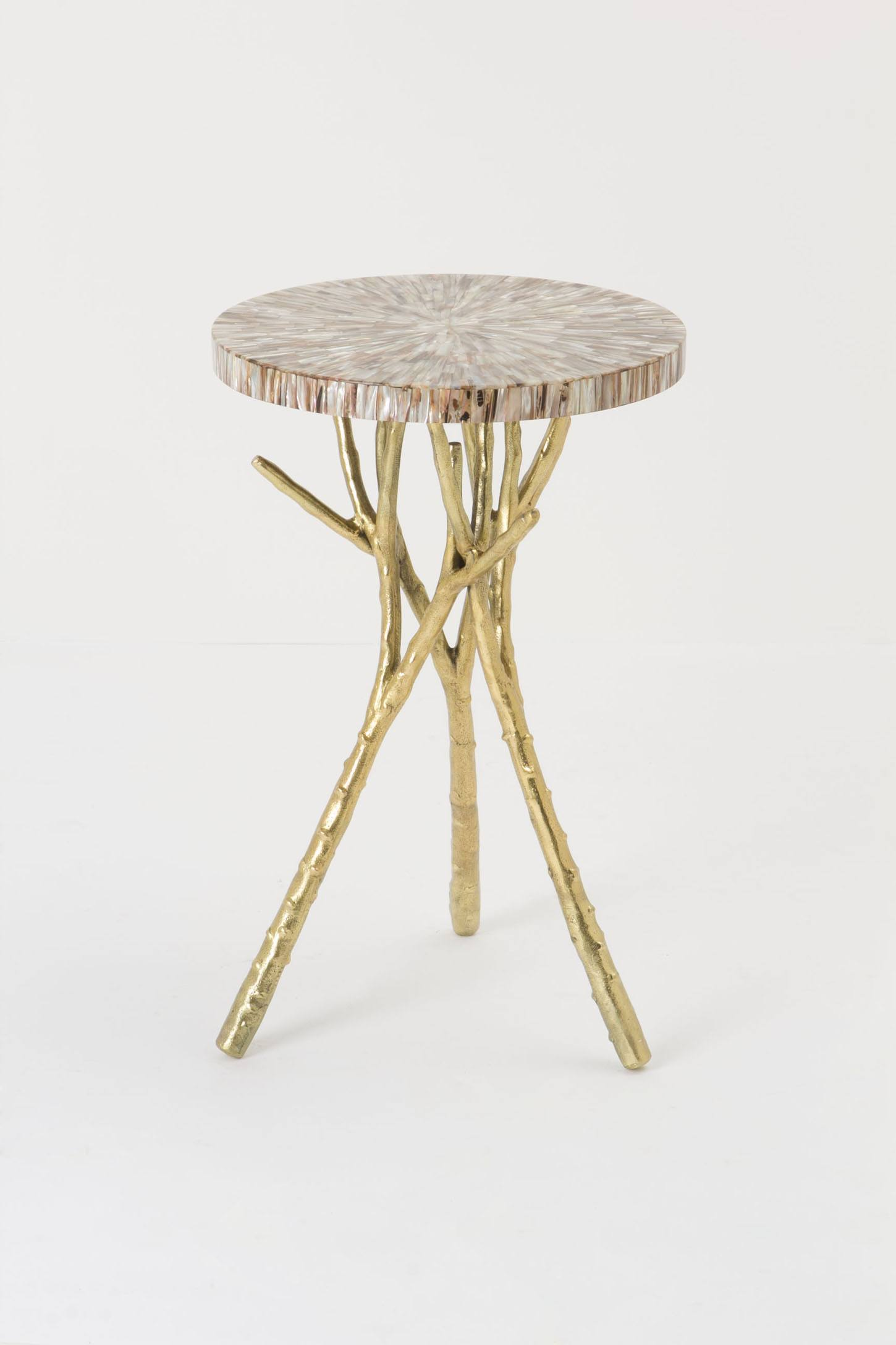 Beach Bramble Side Table