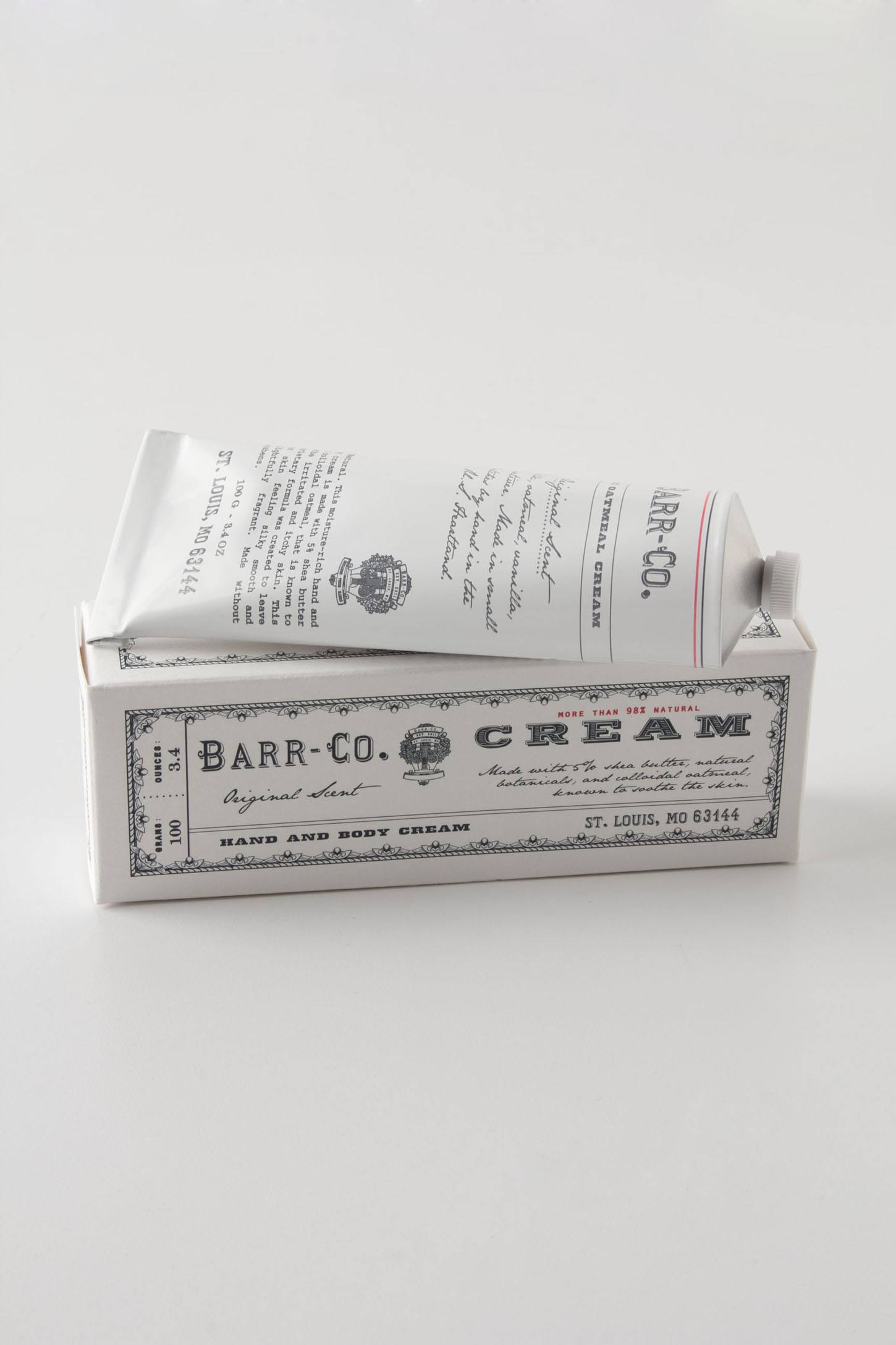 Barr-Co. Hand Cream