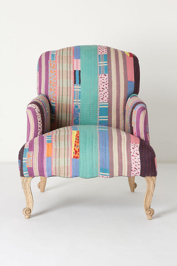Stitched Kantha Chair