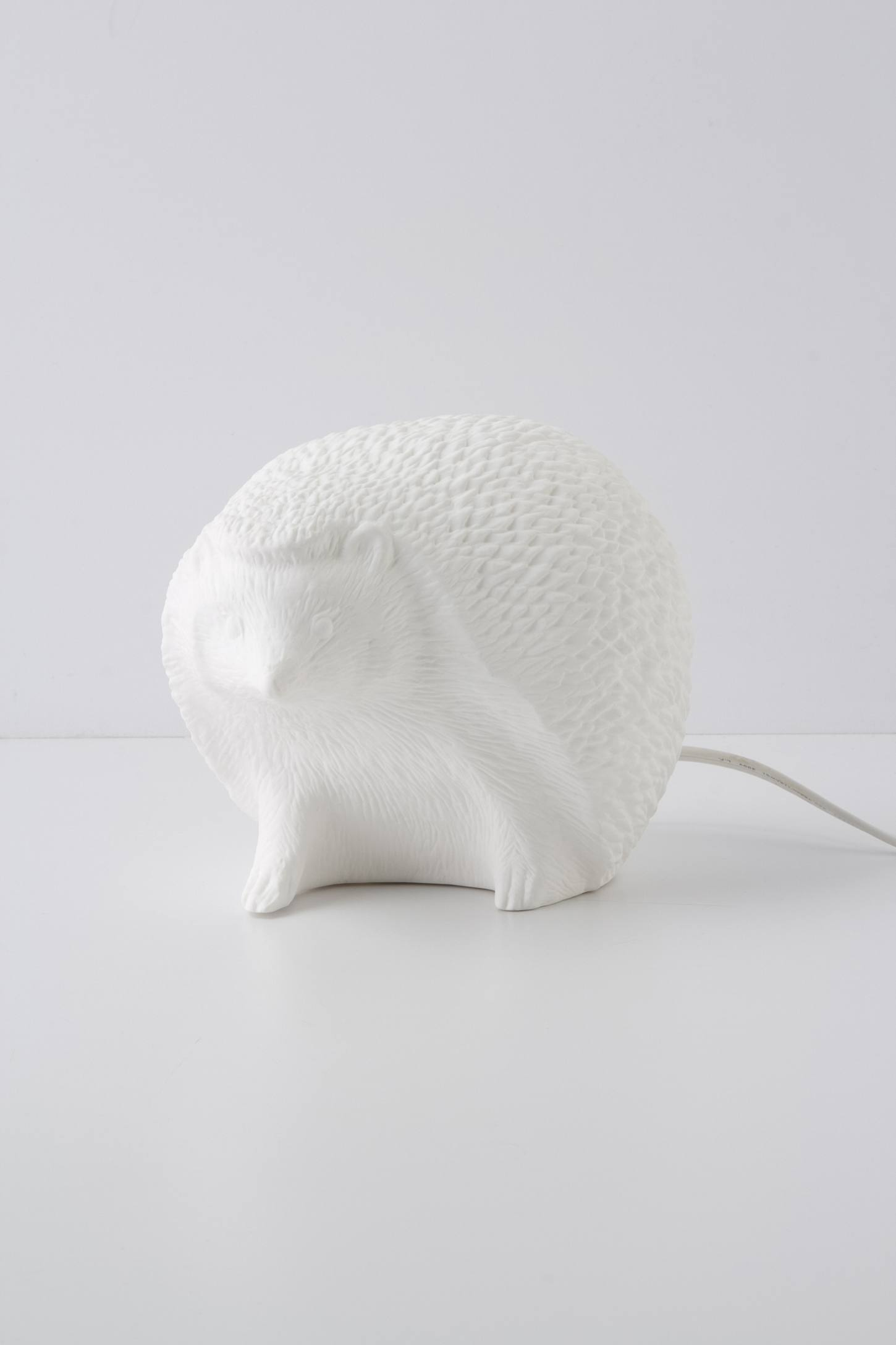 Glowing Hedgehog Table Lamp