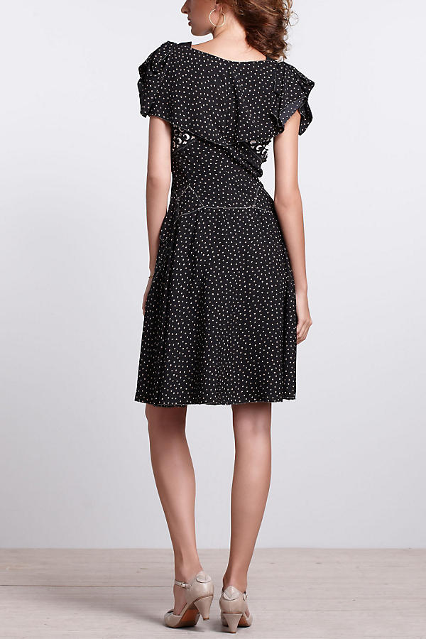 Slide View: 4: Lasercut Shirtdress