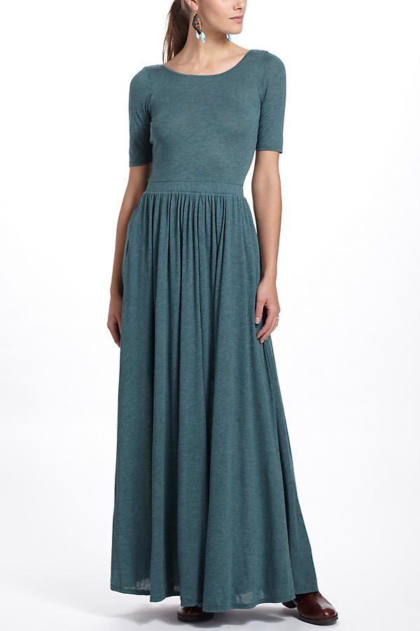 Slide View: 2: Scoopback Maxi Dress