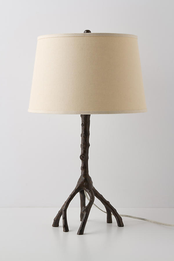 Wild Oak Lamp Base